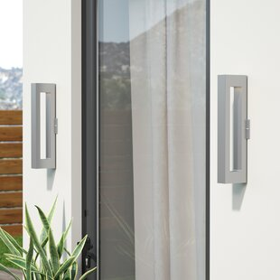 Adele 2-Light Outdoor Sconce by Wade Logan
