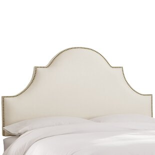 Red Barrel Studio Delaware Upholstered Panel Headboard