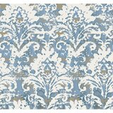 Batik 27' L x 27 W Wallpaper Roll by York Wallcoverings