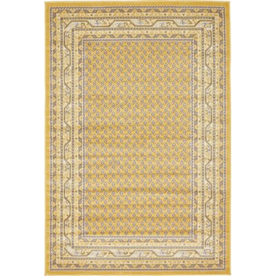 Gold Yellow Rugs Youll Love Wayfair