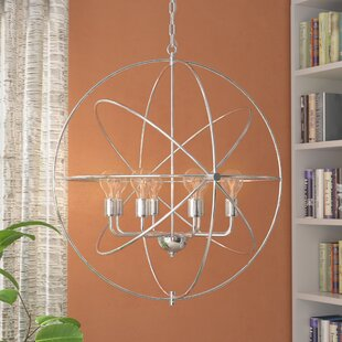 Hamby 8-Light Chandelier