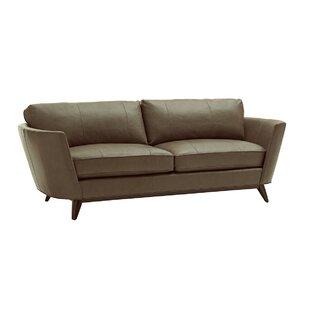 Lexington Zavala Leather Sofa