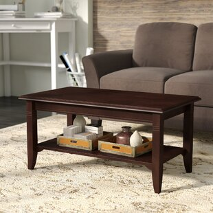 Colin Coffee Table by Andover Mills