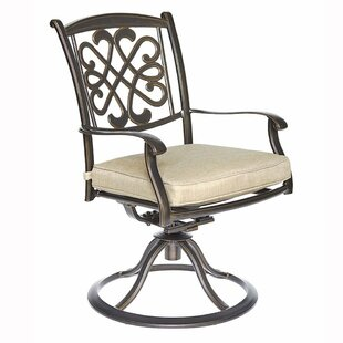 Glasgow Patio Glider Chair (Set of 2)