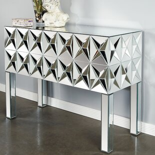 Statements by J Spike Console Table