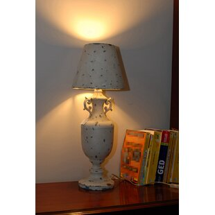 Reviews Nostalgia Primitive 26.75 Table Lamp By Attraction Design Home