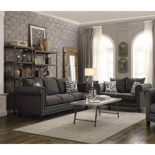Darby Home Co Retford 2 Piece Living Room..