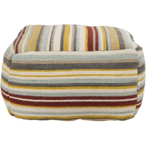 Riddick Pouf Ottoman by Red Barrel Studio