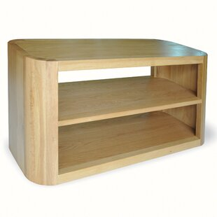 Bohutice Solid Wood TV Stand For TVs Up To 42