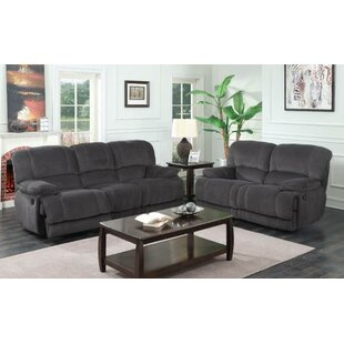 Emily Reclining Configurable Living Room Set