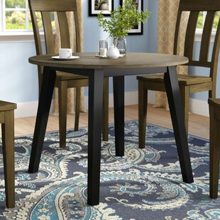 Darby Home Co Fager Drop Leaf Dining Table