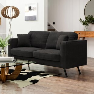 Hernadez 3 Seater Sofa By Mercury Row