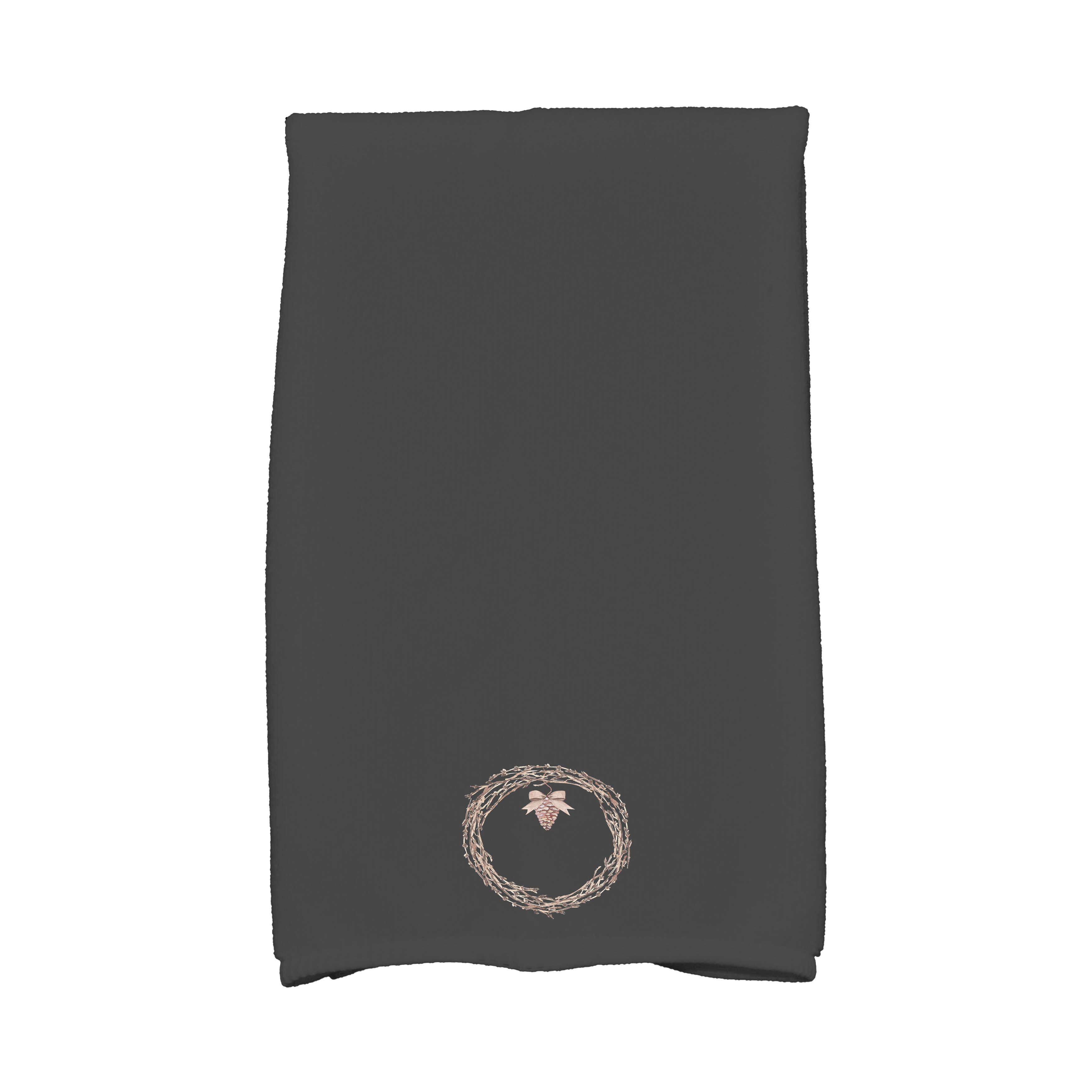 The Holiday Aisle Maselli Tea Towel Wayfair