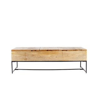 Route Coffee Table with Lift Top by Union Rustic