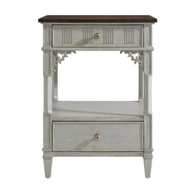 Telephone Table stanley charleston regency telephone table | wayfair