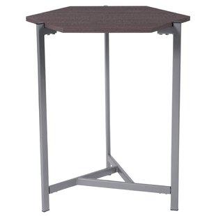 Flash Furniture Back Bay End Table