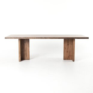 Attica Cross Dining Table by Foundry Select Wonderful