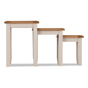 3 Piece Nest Of Tables By August Grove