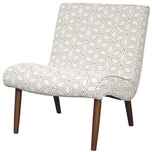 Ada Geo Slipper Chair by Langley Street