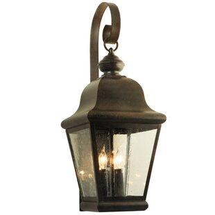 La Palma 3-Light Outdoor Wall Lantern by ..