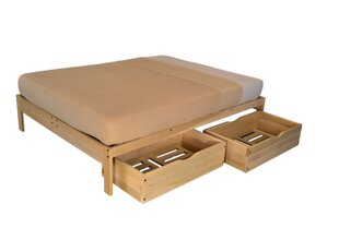 Corlyn Storage Platform Bed