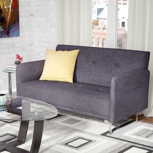 Dwayne Modern Loveseat by Zipcode Design