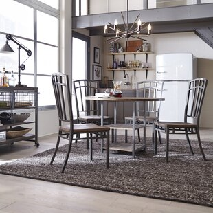 Shounak 5 Piece Dining Set 17 Stories