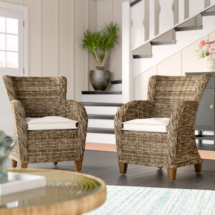 Best Reviews Sherbrooke Armchair (Set of 2) by Rosecliff Heights Reviews (2019) & Buyer's Guide