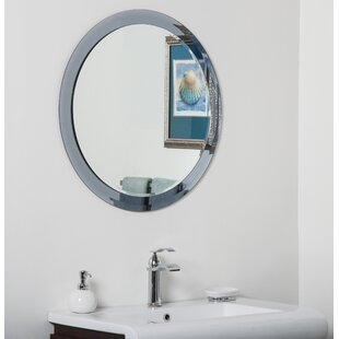 Decor Wonderland Charles Bathroom Wall Mirror