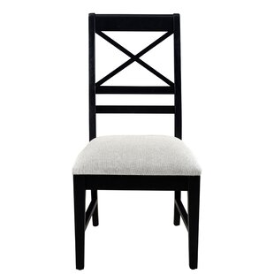 Pottorff Upholstered Dining Chair (Set of..