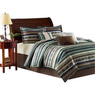 Ishani 7 Piece Comforter Set by Loon Peak