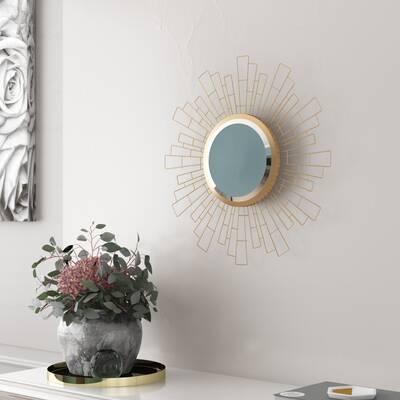 Mercer41 Dex Accent Mirror Wayfair
