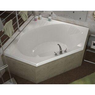 Corner Bathtubs Youu0027ll Love   Wayfair