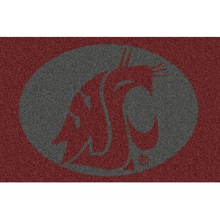 Collegiate Washington State University Doormat By My Team by Milliken
