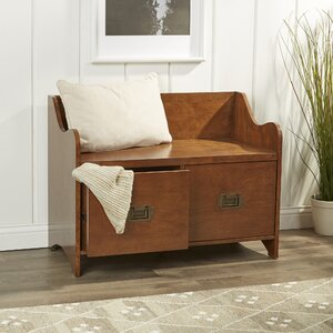 Edwards 2-Drawer Storage Bench