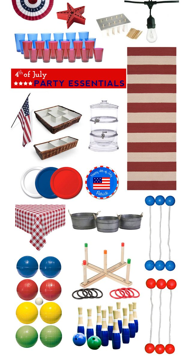 4th Of July Party Essentials Wayfair