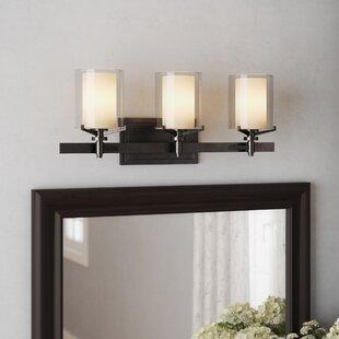 Three Posts Bevill 3-Light Vanity Light