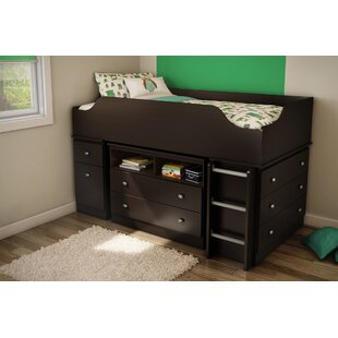 Tree House Twin Loft Bed With Drawers by South Shore Today Sale Only
