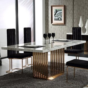 Jayleen Dining Table by Willa Arlo Interiors