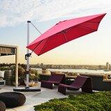 Amato 10 Square Market Sunbrella Umbrella