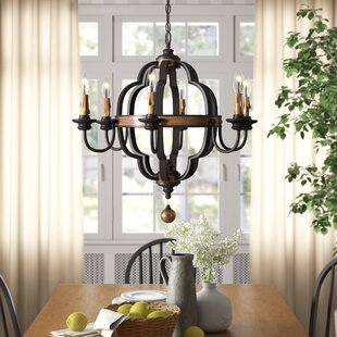 Jamesburg 6-Light Chandelier