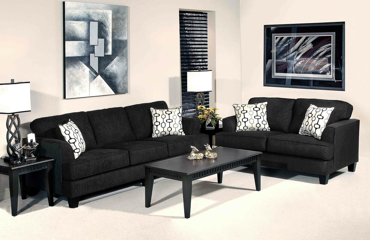 Soprano 2 Piece Living Room Set Part 81