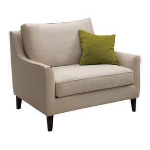 Sunpan Modern 5West Armchair