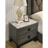 Coletta 2 Drawer Nightstand by Union Rustic