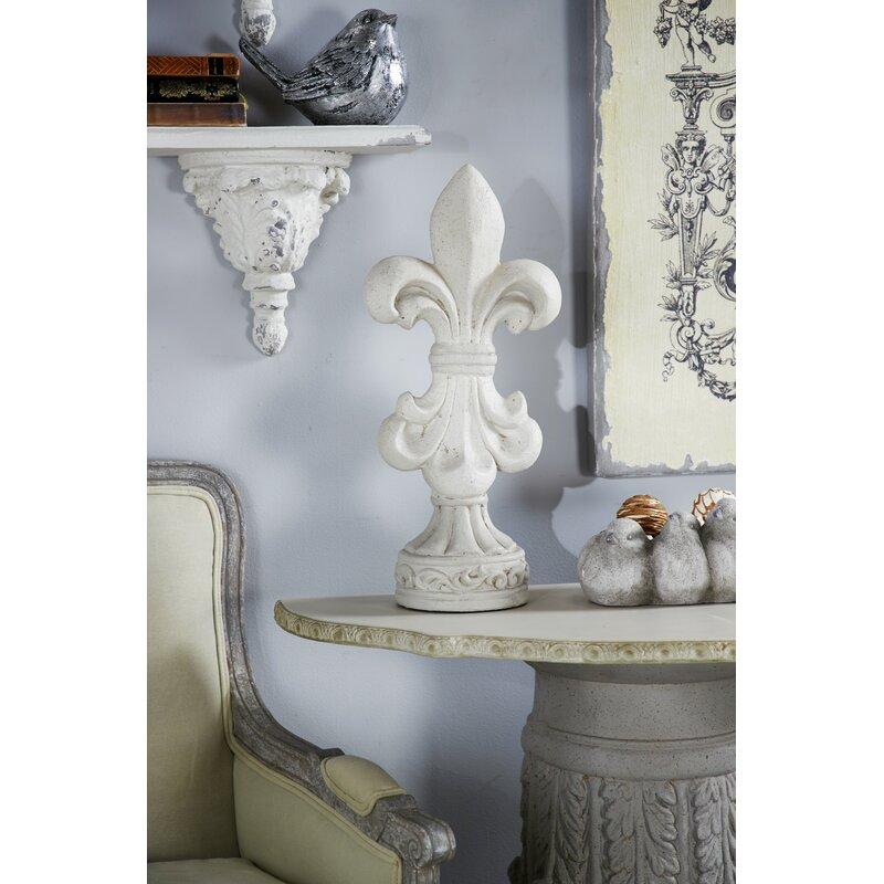 Fleur De Lis Living Hadden Centerpiece Table Decor Sculpture Wayfair