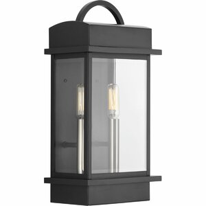 Datura 2-Light Outdoor Wall Lantern