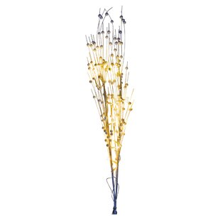 10 LED Artificial Lighted Branch By The Seasonal Aisle
