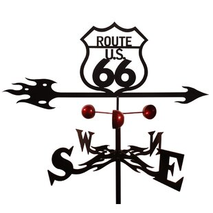 Farrell - Route 66 Weathervane By SWEN Products