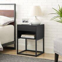 Nightstands Bedside Tables Wayfair