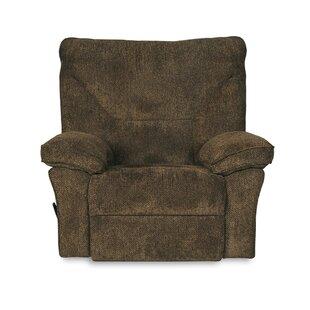 recliner with lever wayfair